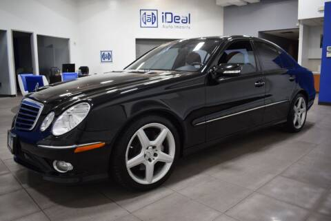 2009 Mercedes-Benz E-Class for sale at iDeal Auto Imports in Eden Prairie MN