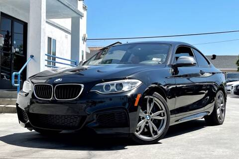 2016 BMW 2 Series for sale at Fastrack Auto Inc in Rosemead CA