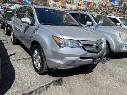 2009 Acura MDX for sale at New 3 Way Auto Sales in Bronx NY