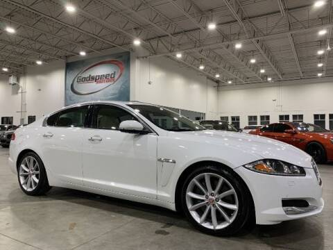 2015 Jaguar XF for sale at Godspeed Motors in Charlotte NC