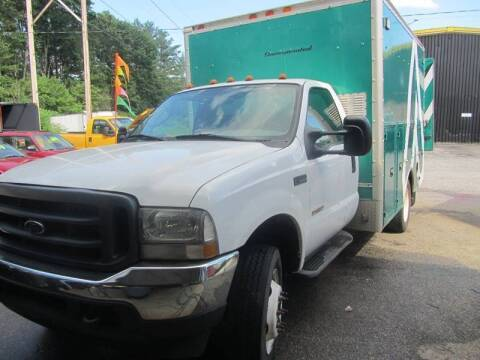 2004 Ford F-550 Super Duty for sale at Jons Route 114 Auto Sales in New Boston NH