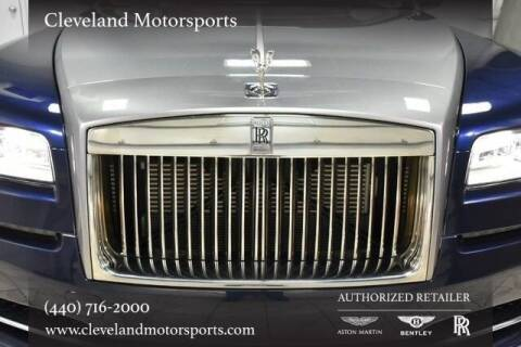 2016 Rolls-Royce Wraith for sale at Drive Options in North Olmsted OH