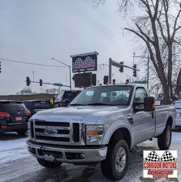 2008 Ford F-350 Super Duty for sale at Corridor Motors in Cedar Rapids IA
