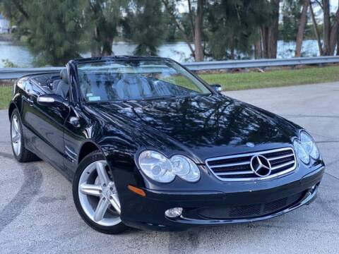 2005 Mercedes-Benz SL-Class for sale at Exclusive Impex Inc in Davie FL