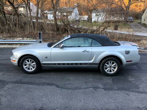 2009 Ford Mustang for sale at CHRIS AUTO SALES in Cincinnati OH