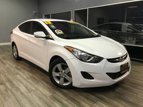 2013 Hyundai Elantra for sale at Golden State Auto Inc. in Rancho Cordova CA