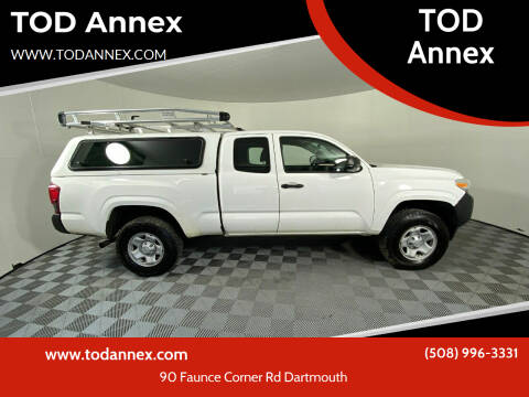 2018 Toyota Tacoma for sale at TOD Annex in North Dartmouth MA
