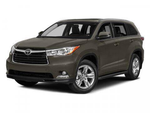 2014 Toyota Highlander for sale at Stephen Wade Pre-Owned Supercenter in Saint George UT