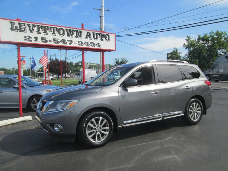 2015 Nissan Pathfinder for sale at Levittown Auto in Levittown PA