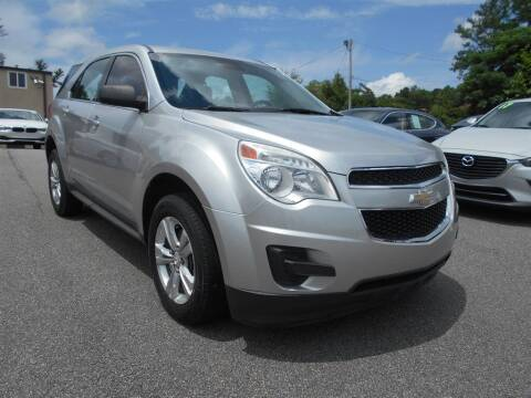 2015 Chevrolet Equinox for sale at AutoStar Norcross in Norcross GA