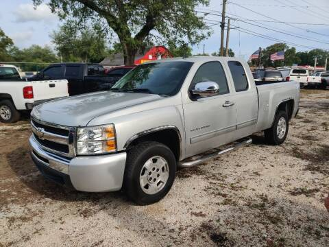 2010 Chevrolet Silverado 1500 for sale at Advance Import in Tampa FL