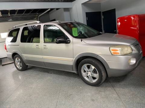 2003 Pontiac Montana for sale at Settle Auto Sales TAYLOR ST. in Fort Wayne IN