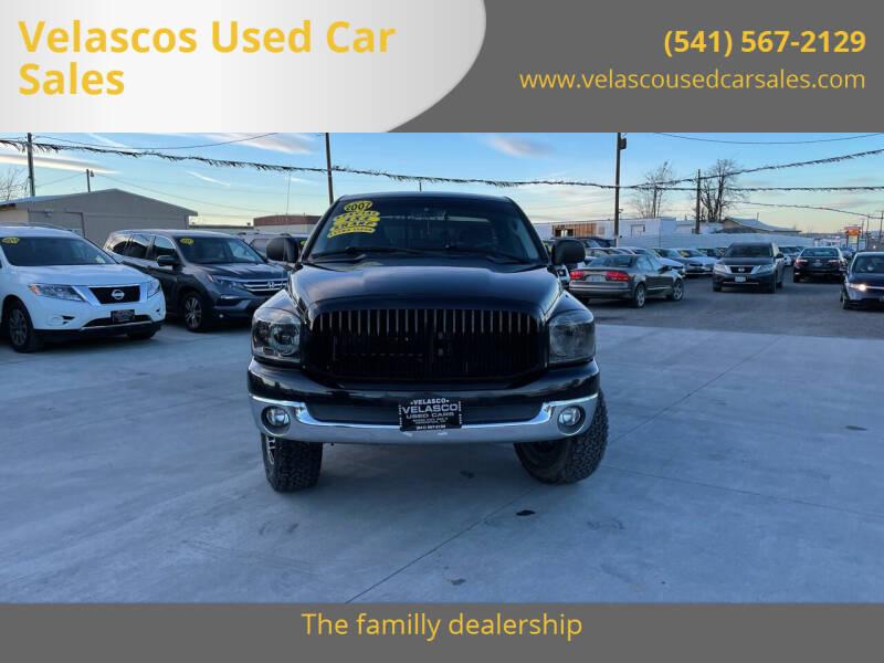 2007 Dodge Ram Pickup 1500 for sale at Velascos Used Car Sales in Hermiston OR