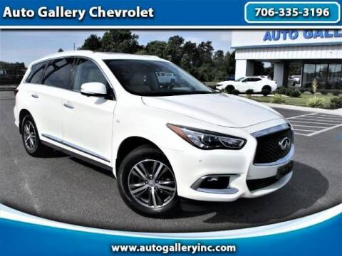 2017 Infiniti QX60 for sale at Auto Gallery Chevrolet in Commerce GA
