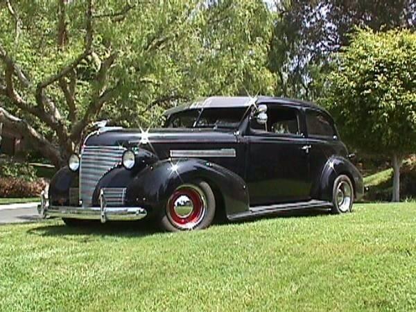 1939 Chevrolet 210 for sale in Hobart, IN