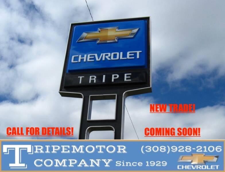 2019 Chevrolet Traverse for sale at Tripe Motor Company in Alma NE