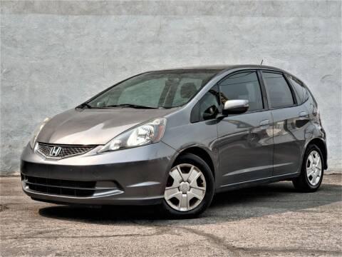 2013 Honda Fit for sale at Divine Motors in Las Vegas NV