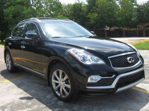 2017 Infiniti QX50 for sale at JAYCEE IMPORTS in Houston TX