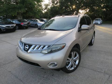 2009 Nissan Murano for sale at Caspian Cars in Sanford FL