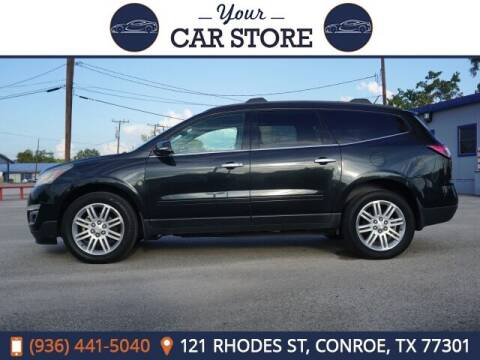 2014 Chevrolet Traverse for sale at Your Car Store in Conroe TX