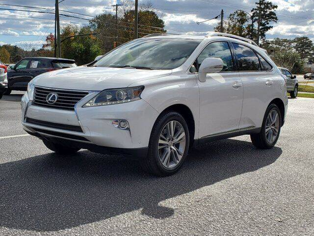 2015 Lexus RX 350 for sale at Gentry & Ware Motor Co. in Opelika AL