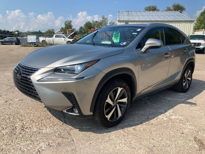 2019 Lexus NX 300 for sale at SUNSET CURVE AUTO PARTS INC in Weyauwega WI