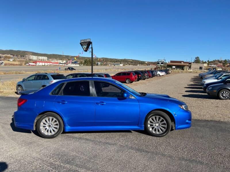 2008 Subaru Impreza for sale at Skyway Auto INC in Durango CO