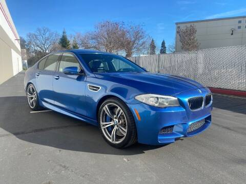 2013 BMW M5 for sale at 3D Auto Sales in Rocklin CA