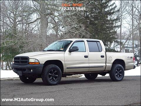 2003 Dodge Dakota for sale at M2 Auto Group Llc. EAST BRUNSWICK in East Brunswick NJ