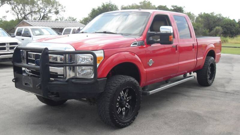 2013 Ford F-250 Super Duty for sale at 277 Motors in Hawley TX