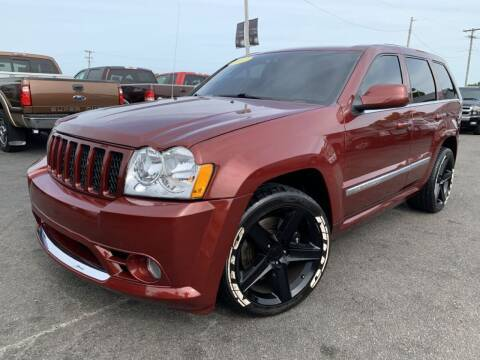 2007 Jeep Grand Cherokee for sale at Superior Auto Mall of Chenoa in Chenoa IL