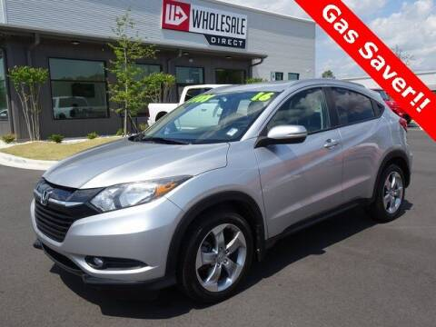 2016 Honda HR-V for sale at Wholesale Direct in Wilmington NC