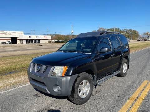 2008 Nissan Xterra for sale at Double K Auto Sales in Baton Rouge LA