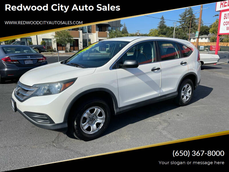 2014 Honda CR-V for sale at Redwood City Auto Sales in Redwood City CA