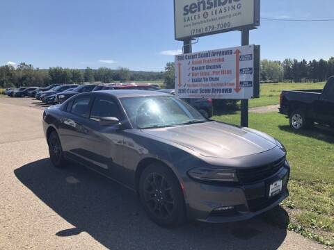 2016 Dodge Charger for sale at Sensible Sales & Leasing in Fredonia NY