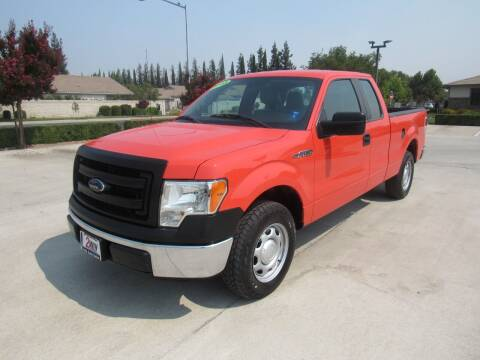 2013 Ford F-150 for sale at 2Win Auto Sales Inc in Oakdale CA