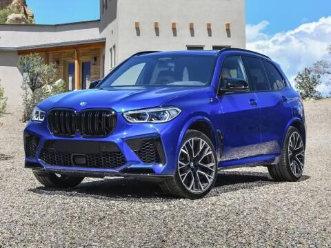 2020 BMW X5 M for sale at BASNEY HONDA in Mishawaka IN
