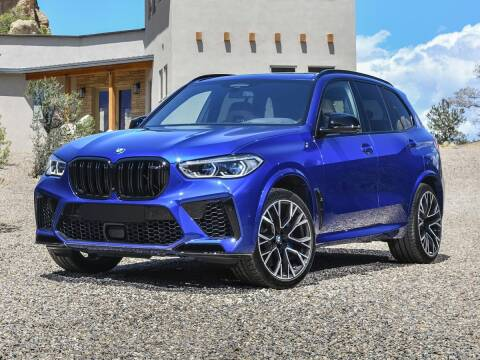 2021 BMW X5 M for sale at BMW OF NEWPORT in Middletown RI