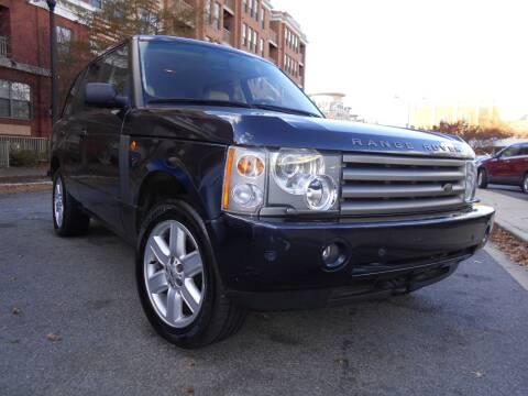 2003 Land Rover Range Rover for sale at H & R Auto in Arlington VA