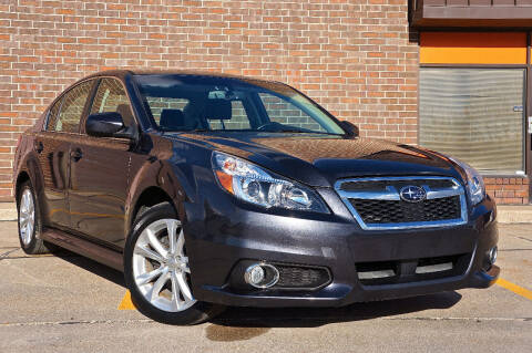 2013 Subaru Legacy for sale at Effect Auto Center in Omaha NE