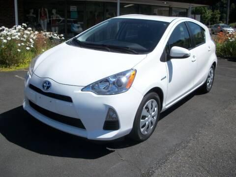 2013 Toyota Prius c for sale at Brinks Car Sales in Chehalis WA