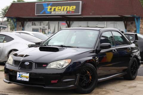 2006 Subaru Impreza for sale at Xtreme Motorwerks in Villa Park IL