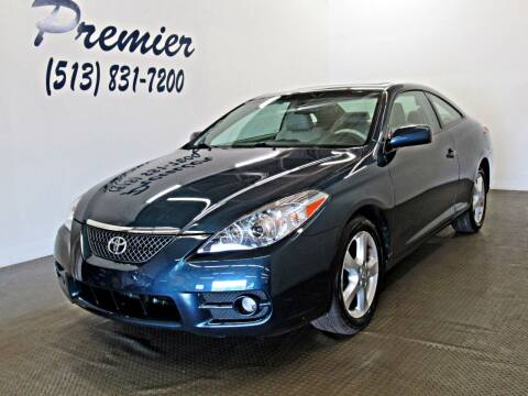 2007 Toyota Camry Solara for sale at Premier Automotive Group in Milford OH