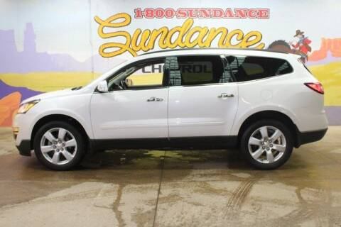 2016 Chevrolet Traverse for sale at Sundance Chevrolet in Grand Ledge MI