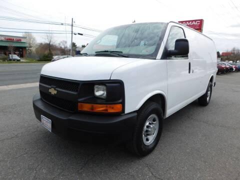 2011 Chevrolet Express Cargo for sale at Cars 4 Less in Manassas VA