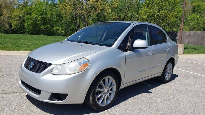 2011 Suzuki SX4 for sale at Nationwide Auto in Merriam KS
