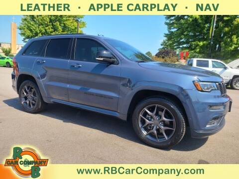 2020 Jeep Grand Cherokee for sale at R & B Car Company in South Bend IN