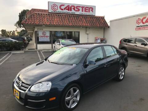 2010 Volkswagen Jetta for sale at CARSTER in Huntington Beach CA