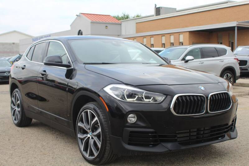 2018 BMW X2 for sale at SHAFER AUTO GROUP in Columbus OH