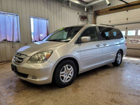 2006 Honda Odyssey for sale at Sand's Auto Sales in Cambridge MN